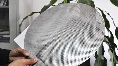 塑料挤出造粒机过滤网蚀刻哪家好?