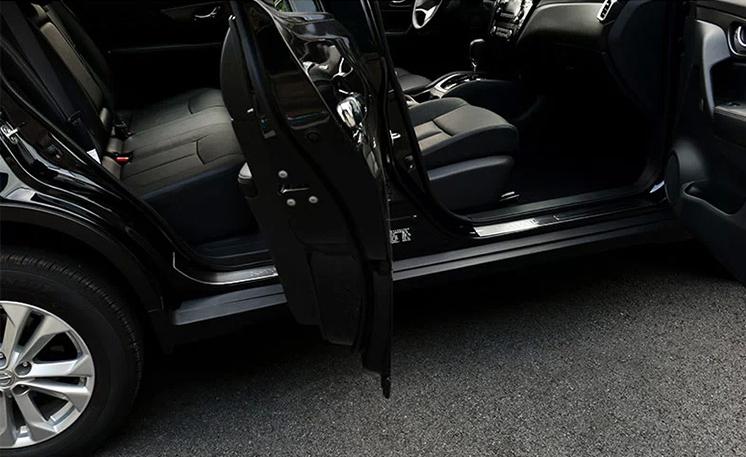 汽车门槛条安装方法,看完再也不用担心爱车磨损了!