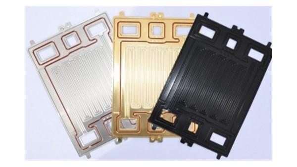 燃料电池金属双极板是如何蚀刻的?